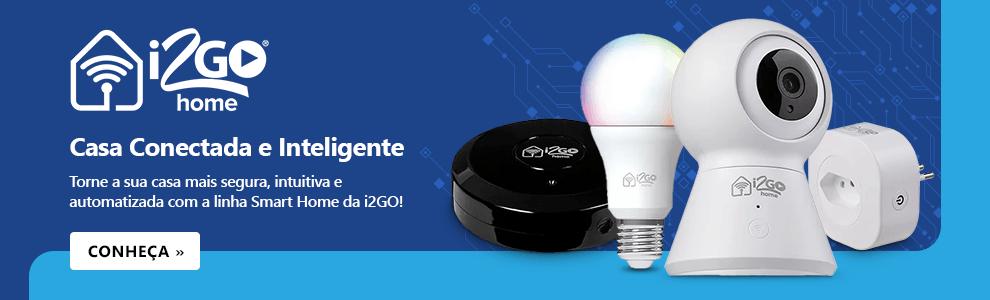 i2GO Home - Casa Conectada e Inteligente