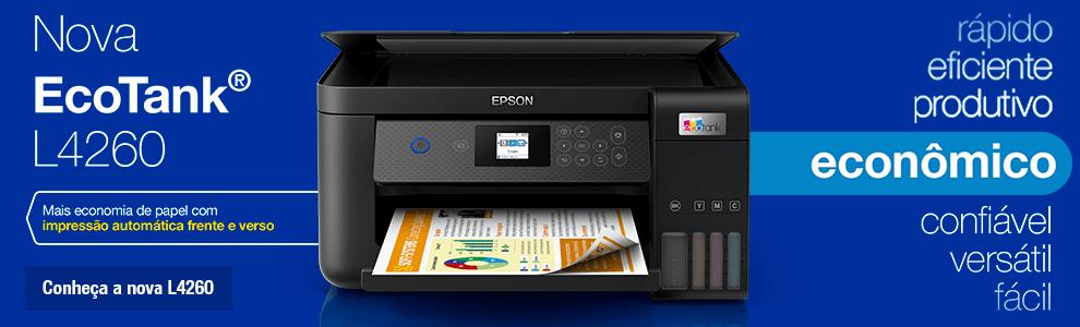 Impressora Multifuncional Econtank Epson