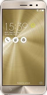 Zenfone 3 Dourado
