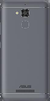 Zenfone 3 Max Cinza