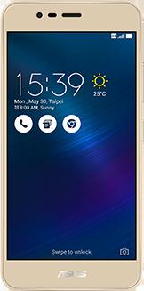 Zenfone 3 Max Dourado