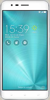 Zenfone Zoom Prata