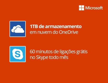 Office 365 Home Assinatura Anual 5 ativa??es Microsoft