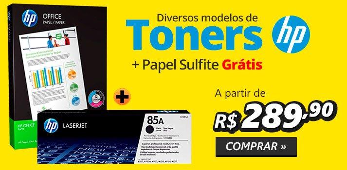 Cartucho Toner HP   Papel Sulfite A4 HP
